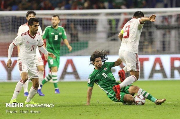 نامه فدراسیون فوتبال بخاطر قضاوت اردنی ها در بازی با عراق
