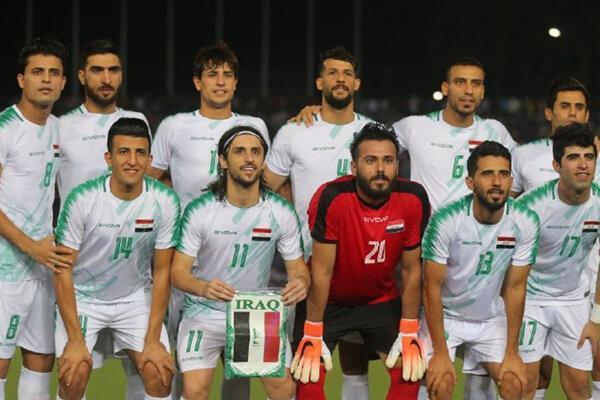 نکاتی از فهرست تیم ملی فوتبال عراق برای بازی با ایران