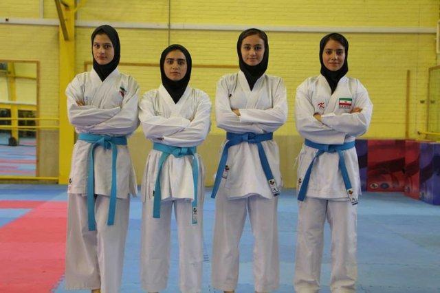 قهرمانی دختران کاراته کا در آسیا با 4 مدال، پسران در حسرت طلا ماندند