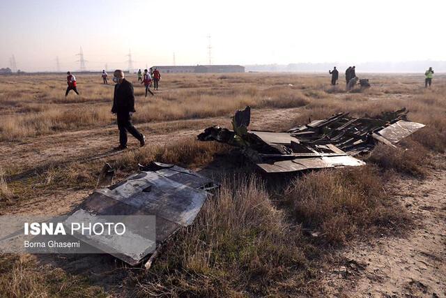 مسافران خارجی هواپیمای سقوط نموده اهل کدام کشورها بودند؟