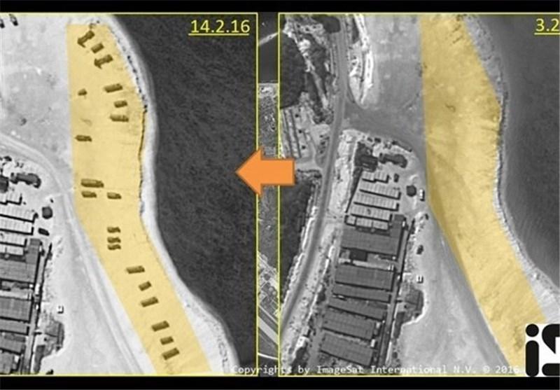 استقرار تجهیزات نظامی در دریای جنوبی چین تفاوتی با استقرار آمریکا در هاوایی ندارد