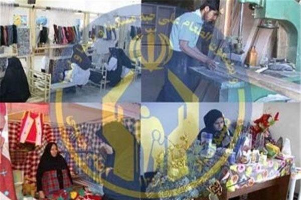 اعطای تسهیلات به مددجویان کمیته امداد مرکزی