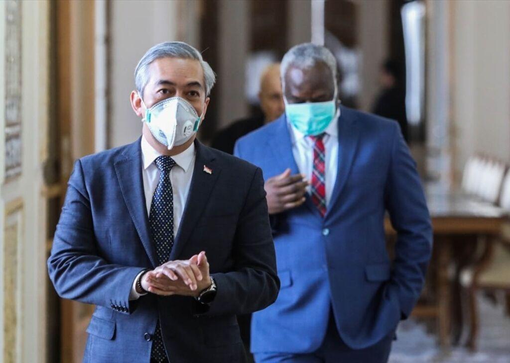 خبرنگاران سازمان جهانی بهداشت: ایران از ظرفیت های لازم برای مدیریت کرونا برخوردار است