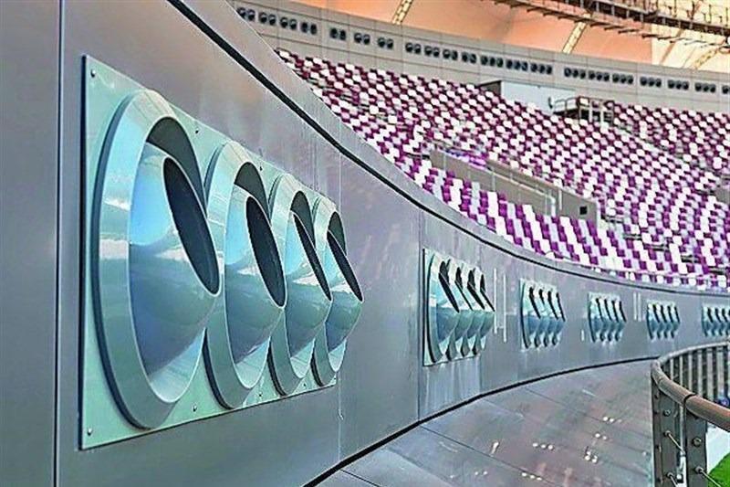 ورزشگاه های کولردارِ قطر، میزبان احتمالی لیگ قهرمانان آسیا