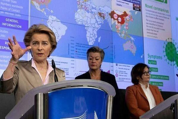 کرونا ، آیا اروپا مرزهایش را به روی دنیا می بندد