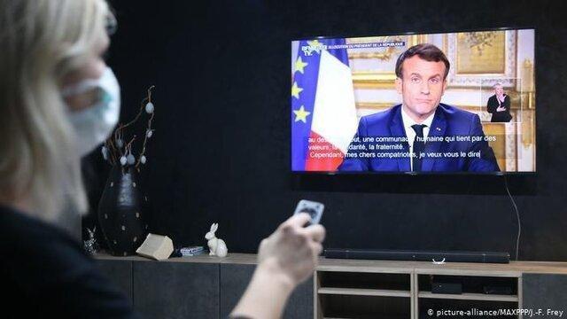 تلفات کرونا در فرانسه با 41 درصد افزایش به 372 رسید