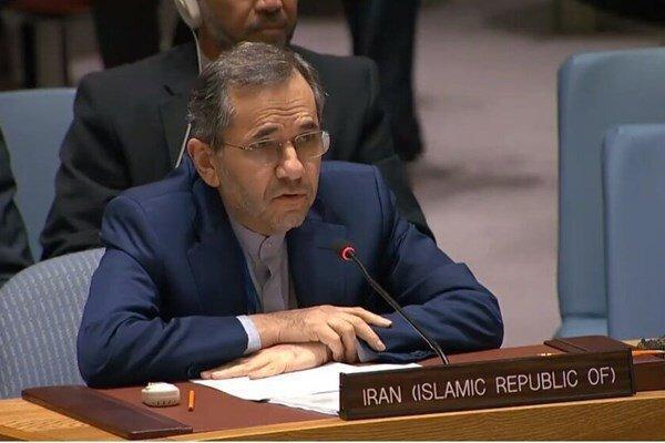 تخت روانچی:سازمان ملل در دو سطح مشغول موضوع کرونا و ایران است، همه کشورها متضرر می شوند