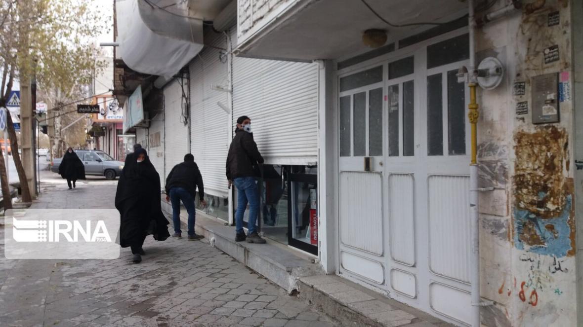 خبرنگاران مشاغل پرخطر در معرض کرونای شاهین دژ اعلام شد