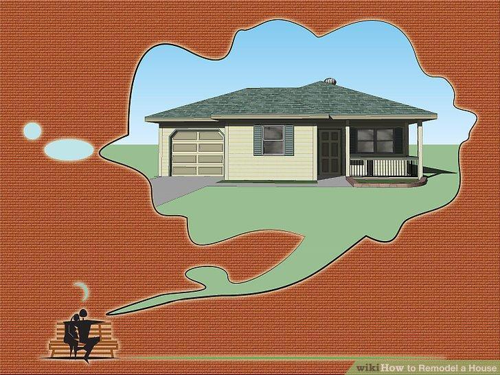 چگونه خانه خود را بازسازی کنیم؟