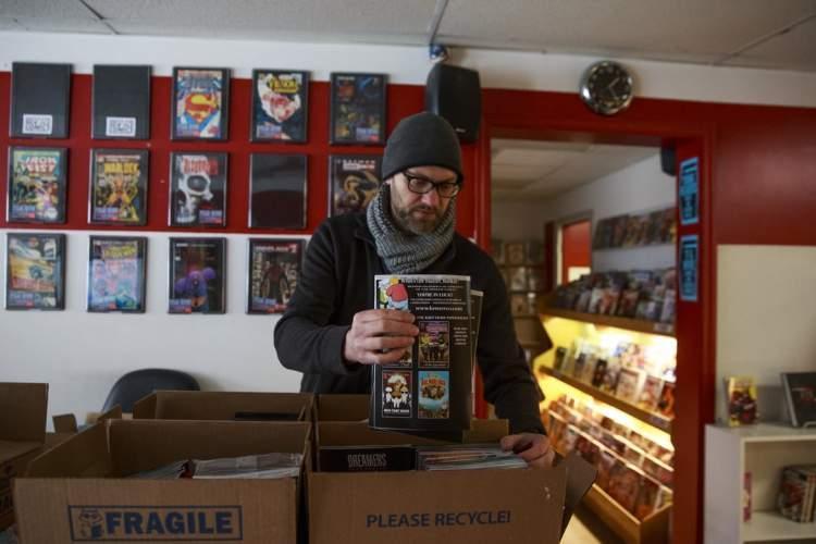 فراتر از رکود عظیم؛ آیا کتاب های کمیک از بحران کرونا نجات پیدا می نمایند؟