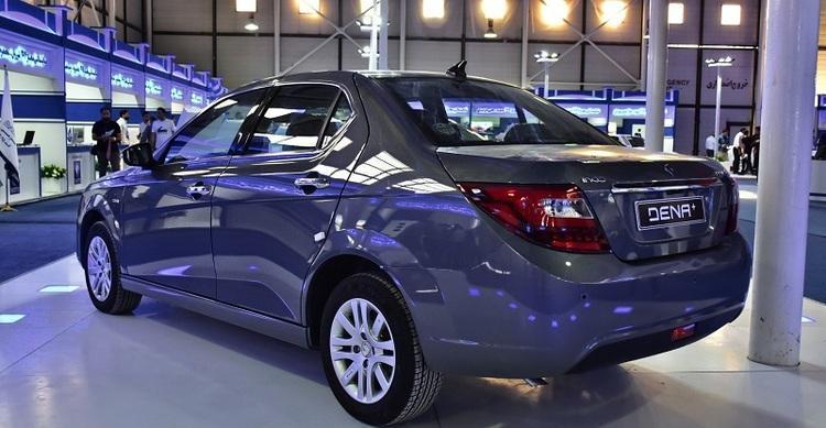 اولین طرح پیش فروش ایران خودرو در سال جدید