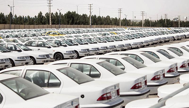 50 هزار خودرو ناقص در پارکینگ خودروسازان