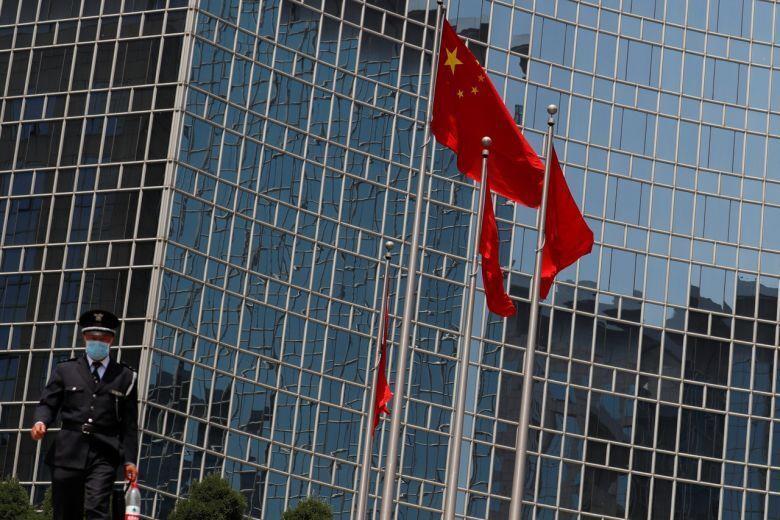 خبرنگاران حمایت بعضی کشورهای اقیانوس آرام از چین درآستانه مجمع جهانی بهداشت