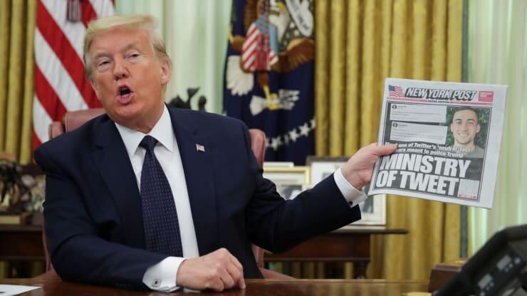آیا ترامپ توئیتر را تعطیل خواهد نمود؟