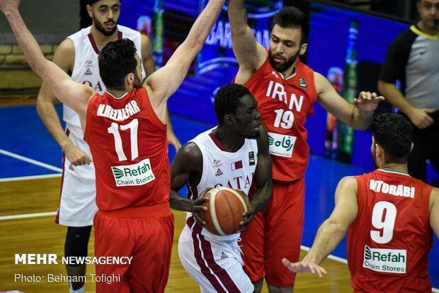 تیم ملی بسکتبال چهارم آذرماه راهی قطر می گردد