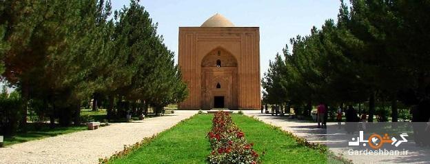 گنبد هارونیه ؛کهن ترین مکان تاریخی شهر باستانی توس، عکس
