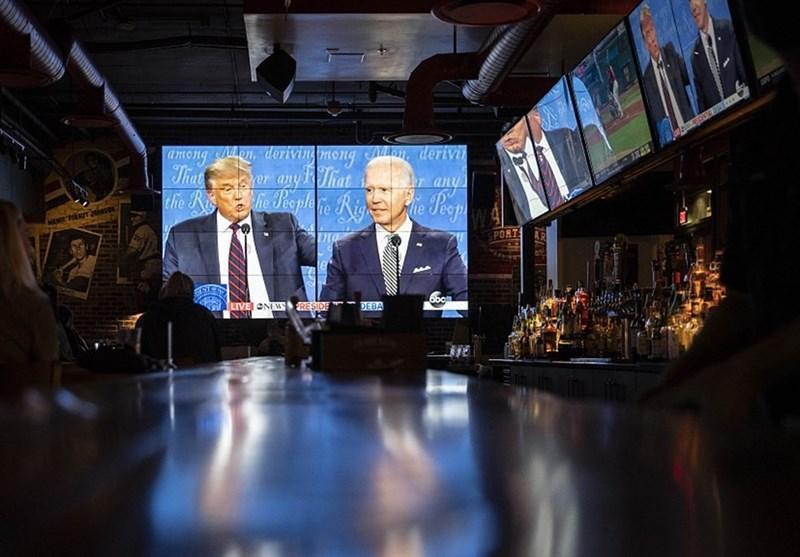 برنامه های تلویزیونی بایدن و ترامپ پس از لغو مناظره دوم