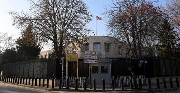 سفارت آمریکا در ترکیه نسبت به حملات تروریستی هشدار داد