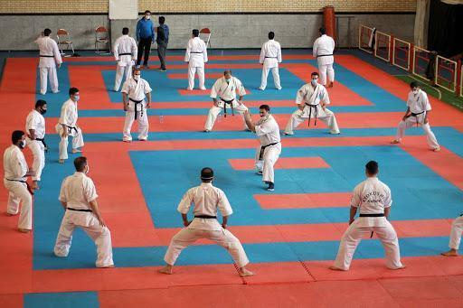 کمیته ملی المپیک 350 میلیون به فدراسیون کاراته یاری اقتصادی کرد