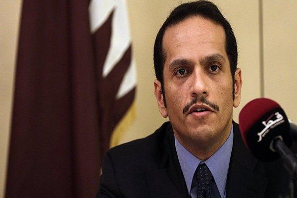 وزرای خارجه آمریکا و قطر درباره بحران دوحه با اعراب مصاحبه کردند