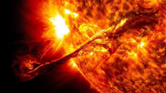 داخل خورشید دقیقا چه چیزی است؟