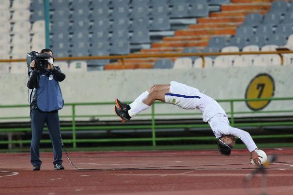 90 دقیقه اوت بازی در فوتبال ایرانی!