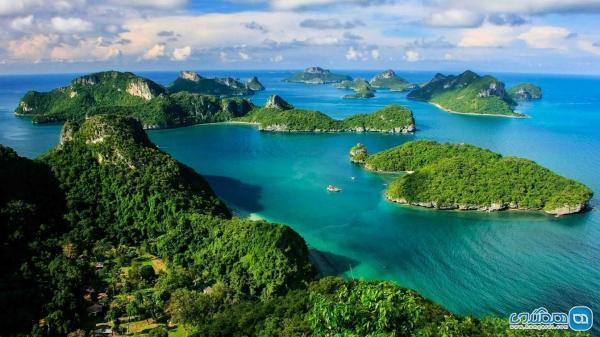 آشنایی با تعدادی از دیدنی ترین جزیره های خلوت تایلند