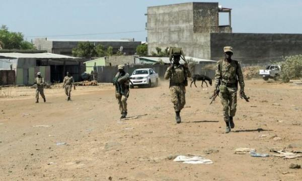 آغاز خروج نظامیان اریتره از تیگرای