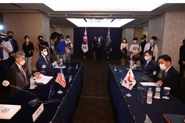 سئول و واشنگتن خاتمه کارگروه کره شمالی را بررسی می کنند