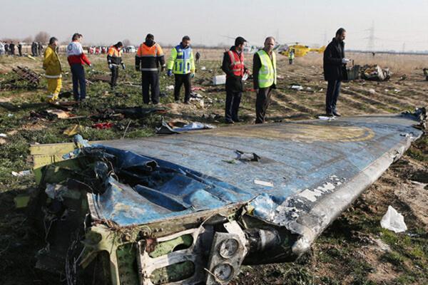 تور کانادا: حادثه هواپیمای اوکراینی عمدی نبود